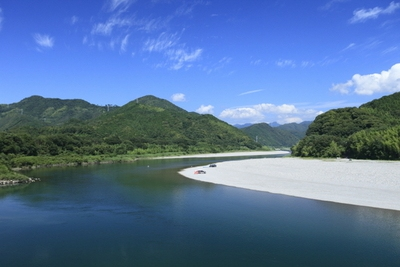 四国地方の日本酒 仁淀川