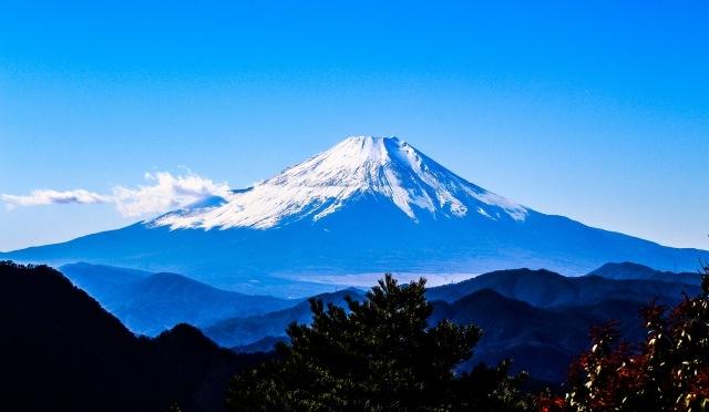 関東地方の日本酒 富士山