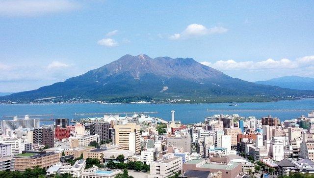九州沖縄地方の日本酒 桜島