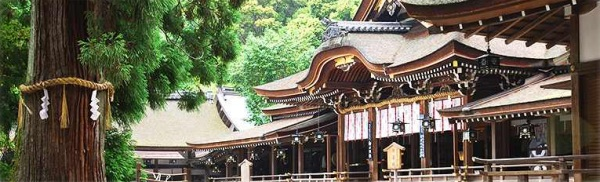 奈良県にある日本酒三大神社の1つ大神神社の画像