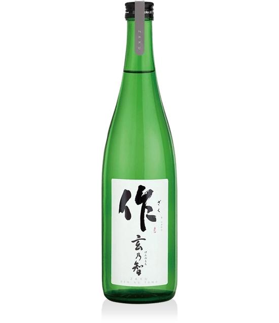 日本酒作玄乃智の画像