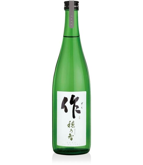 日本酒作穂乃智の画像