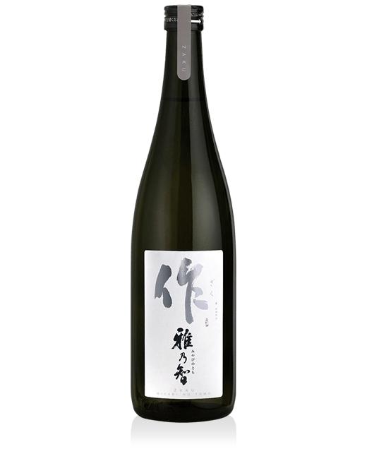 日本酒作雅乃智の画像