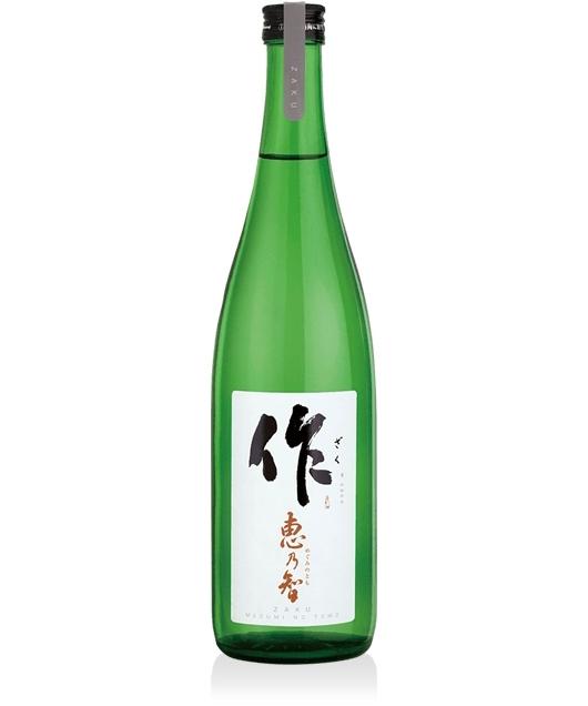 日本酒作恵乃智の画像