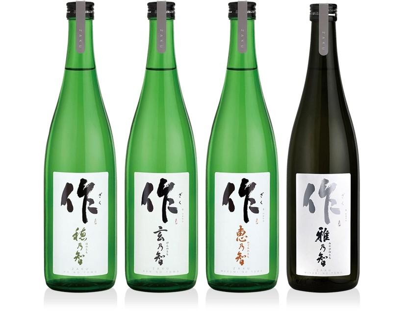 サミット効果で現在も入手困難な日本酒!三重県の地酒「作(ざく)」の画像