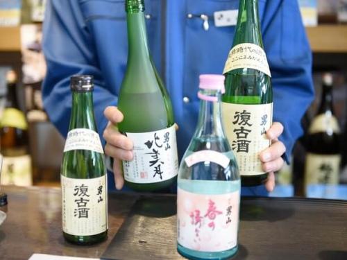 男山日本酒