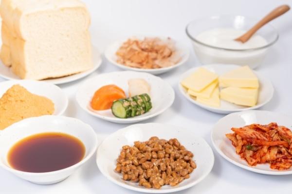 日本酒と発酵食品の組み合わせについての画像