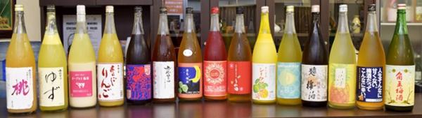 日本酒イベント_和リキュール