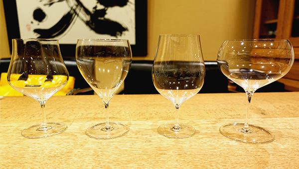 春夏秋冬を感じる中田英寿監修の日本酒専用グラス「Nathand」の画像