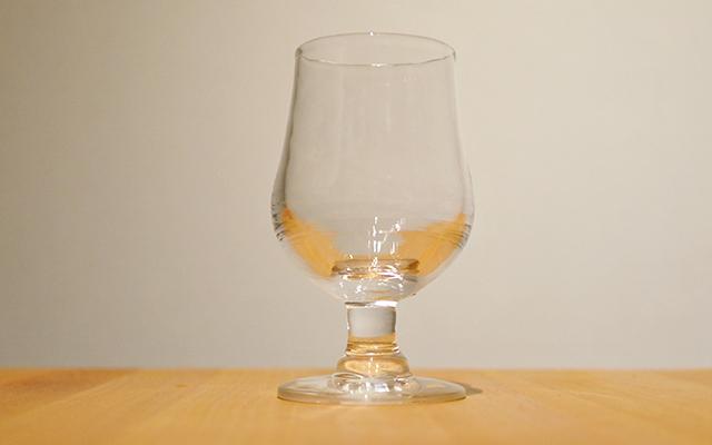 晴耕社の日本酒専用グラスの画像